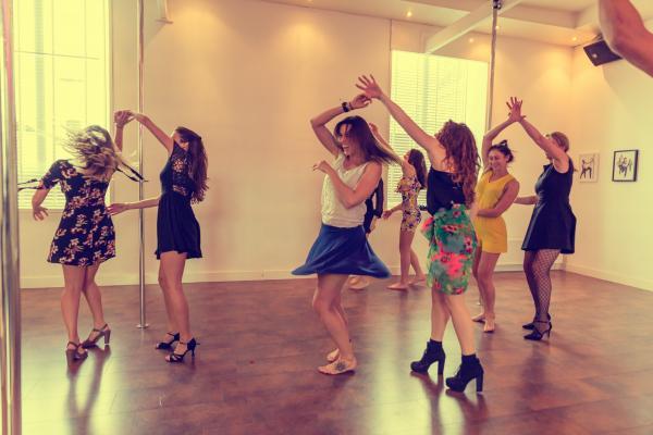 Salsa Workshop in Haarlem